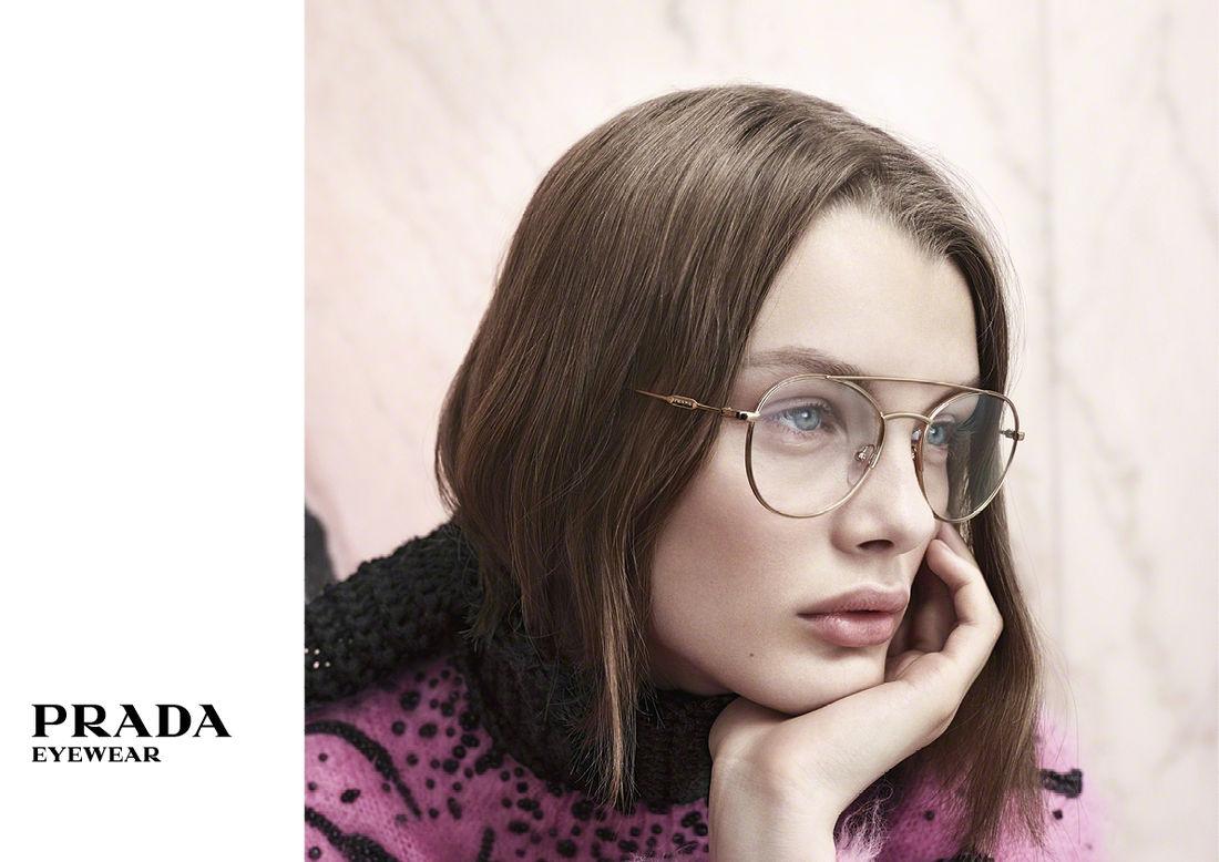 Klassiek én modern met de brillen van Prada   Gaanderen